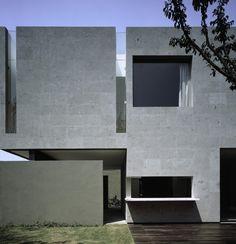 Casa Paracaima, Mexico City, Mexico by DCPParquitectos.