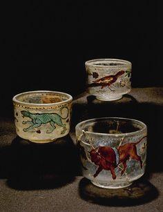 Roman Class circus cups, 2nd C