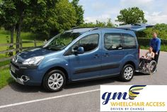 Disabled cars like the Citroen Berlingo Blaze 5 from GM Coachwork means the family can come along. Load up the little ones and head out on holiday with this comfortable yet functional vehicle. It comes with a ramp for easy access.
