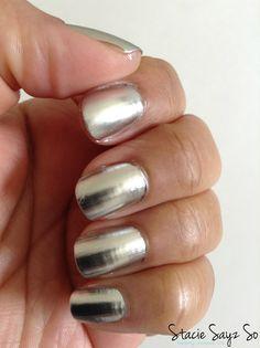 Nailed It: OPI Chrome Nail Polish