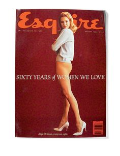 The Story Behind One of Esquire's Sexiest Covers of All Time  - Esquire.com