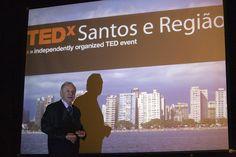 Ozires Silva foi um dos convidados presentes no TEDx Santos, evento de escala mundial e que em 2010 teve sua primeira edição em Santos.