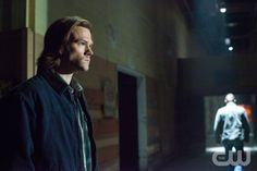 "Supernatural -- ""Torn and Frayed"" -- Pictured (L-R): Jared Padalecki as Sam and Jensen Ackles as Dean -- Credit: Liane Hentscher/The CW --  © 2013 The CW Network. All Rights Reserved"