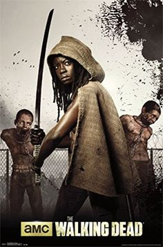 Walking Dead - Michonne Poster (55,88 x 86,36 cm)