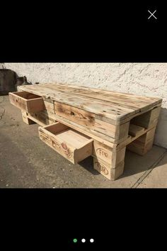 Sideboard Sideboard, Table, Furniture, Home Decor, Furniture From Pallets, Decoration Home, Room Decor, Tables, Home Furnishings