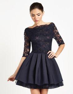 380 Best black lace dresses images | Dresses, Lace dress