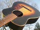1930's Gibson Made Kalamazoo KG11 Acoustic Guitar Vintage Project Original USA