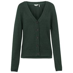 Buy Emerald Fat Face Kittle Cardigan from our Women's Knitwear range at John Lewis & Partners. Fat Face, John Lewis, Knitwear, Outfit Ideas, Sweaters, Stuff To Buy, Outfits, Women, Tricot