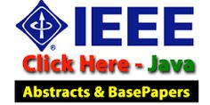 Image result for ieee java projects 2016