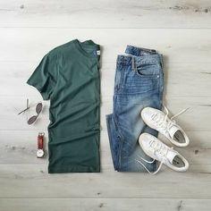 casual mens fashion that look trendy…. Stylish Mens Outfits, Casual Outfits, Men Casual, Man Style Casual, Casual Chic, Latest Mens Fashion, Daily Fashion, Men Fashion, Fashion Shoes