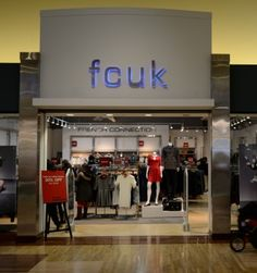 """French Connection UK and Their Infamous """"FCUK Fashion"""" Campaign"""