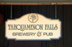 Tahquamenon Falls Brewery & Pub,   Newberry, MI
