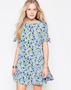 Image 1 of Influence Floral Dress
