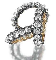 Set of three diamond eternity bands by JAR, 2001, sold for $158,626 on $30-40k estimate at Christie's Geneva