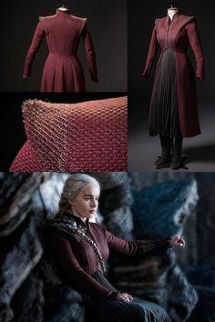 Game Of Thrones Outfits, Game Of Thrones Dress, Aegon O Conquistador, Daenerys Targaryen Dress, Khaleesi, Morgana Le Fay, Mode Costume, Make Your Own Clothes, Super Hero Costumes