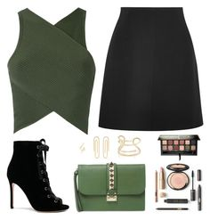 Happy Stars Shine The Brightest -{ Maybeanothername }🖤×🖤 Classy Outfits, Pretty Outfits, Stylish Outfits, Elegantes Business Outfit, Looks Party, Polyvore Outfits, Aesthetic Clothes, Spring Outfits, Fashion Dresses