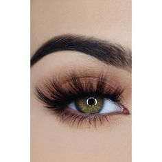 Sosu by SJ Chloe Luxury Lashes (170 DKK) ❤ liked on Polyvore featuring beauty products, makeup, eye makeup, eyes, beauty and black