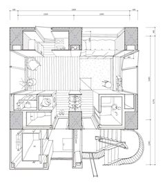 Hiroyuki Ito . Tatsumi Apartment House . Tokyo (16)