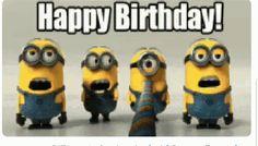 9 Best Happy Birthday Minions Images Happy Birthday Minions