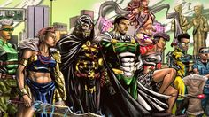 """Comic Republic, a Nigerian comics startup based in Lagos, is creating a universe of superheroes for Africans and black readers around the world. The cast of characters—""""Africa's Avengers"""" according to some fans—ranges from Guardian Prime, a 25-year old Nigerian fashion designer by day who uses his extraordinary strength to fight for a better Nigeria, to Hilda Avonomemi Moses, a woman from a remote village in Edo state who can see spirits."""