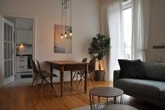 Schlichte, Stilvolle Essecke Im Wohnzimmer #esszimmer #diningroom  #einrichtung