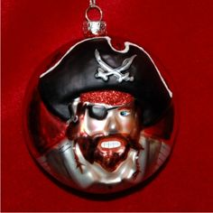 48 Pirate Ornaments Ideas Ornaments Pirates Christmas Ornaments