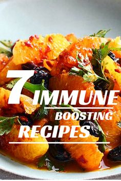 immune boosting recipes I do not know if all of these are for the Daniel Fast exactly. But I did not know where else to put them.