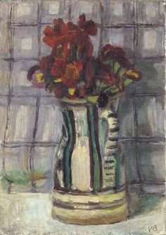 ✽ vanessa bell - 'wallflowers' - christie's