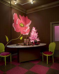Chocolate Tasting Salon - Eclectic - Spaces - San Francisco - Ashfield Hansen Design
