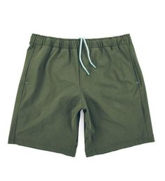 """Sure, some people might prefer ultra-light mesh shorts, but to us, the rugged nylon construction, multiple mesh pockets, and water repellant treatment on these Myles shorts are unmatched. And, they come in both 8"""" and 11"""" versions, so you can decide how much leg to show when you're doing squats. Everyday Short ($58) by Myles Apparel, mylesapperal.com"""