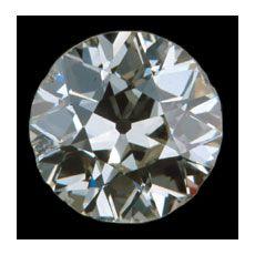 ø European Cut Diamond ø Diamond Shapes, Diamond Cuts, European Cut Diamonds, Diamond Settings, Sparkle, Colours, Modern, Vintage, Crown