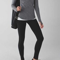 Lululemon Wunder Under legging is a favorite.