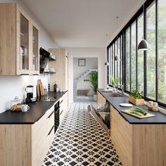 Les gens qui ont toujours une cuisine impeccable font ça – Vintage Home Decor Kitchen Decor, Kitchen Inspirations, Home Interior Design, Interior Design Kitchen, Home Decor Kitchen, Kitchen Flooring, Kitchen Interior, Kitchen, Kitchen Remodel