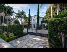 Kelsey Grammer's Beverly Hills Mansion   TooFab Photo Gallery