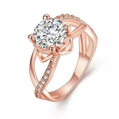 Tophatter : Hot Sale ! New Fashion Luxury Ring, Creative Ring