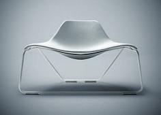 Monica Förster Design Studio, GLIDE Lounge chair, Tacchini, 2006 - #chairdesign #chairideas #chair #chairs