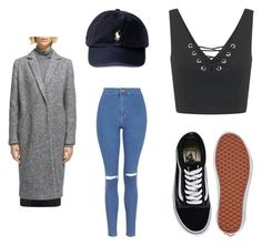 fall lookbook n.2 by marssysl on Polyvore featuring Miss Selfridge, Whistles, Topshop and Vans