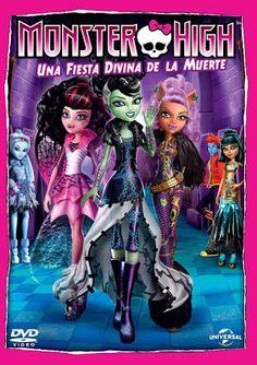 Monster High: Una fiesta divina de la muerte - online 2012