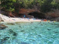 Island of Hvar , Croatia