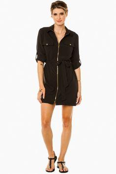 Paxton Dress in Black