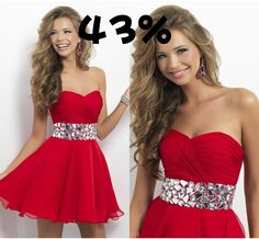 vestidos rojos para dama de amor - Buscar con Google