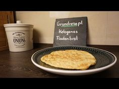 Grundrezept ketogenes Fladenbrot - ketogene Diät - YouTube