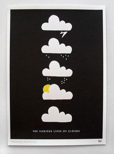 The Secret Lives of Clouds — UPPERCASE