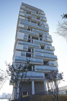 Grupo de moradores do 360º quer colocar vidro nas varandas