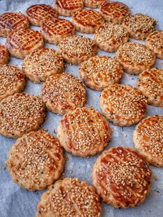 Image may contain: food Cookie Recipes, Dessert Recipes, Desserts, Turkish Recipes, Italian Recipes, Breakfast Items, Breakfast Recipes, Good Food, Yummy Food