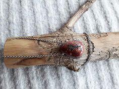Halskette Unakit Edelstein Tropfen Bunt, Gems Jewelry, Gems, Neck Chain, Armband, Pictures