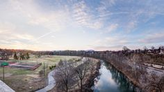 Wasena Park, Roanoke River and and the Railroad.  Three great Roanoke tributes. - Photo by Adam Thompson