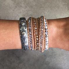 Women's Wrap Bracelets   Chan Luu