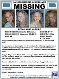Most Recent Missing Persons List   Find Miss Person ...