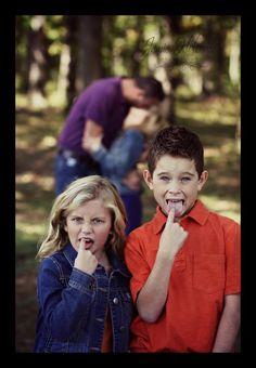 Fun Family Photo <3 these kids!